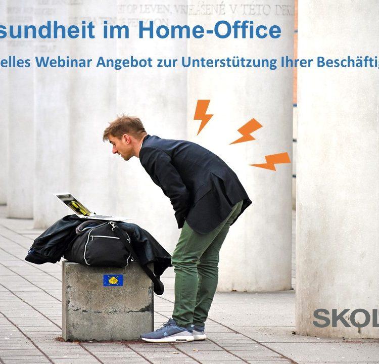 Home-Office Webinar Corona