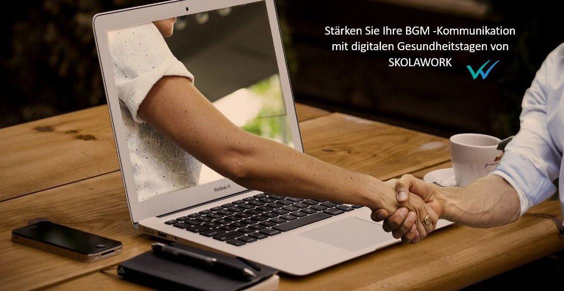 Digitaler Gesundheitstag